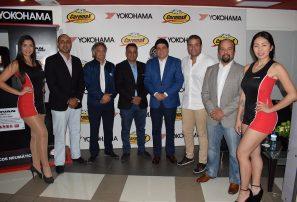 Celebrarán Tercera edición del Gran Premio Yokohama de Automovilismo