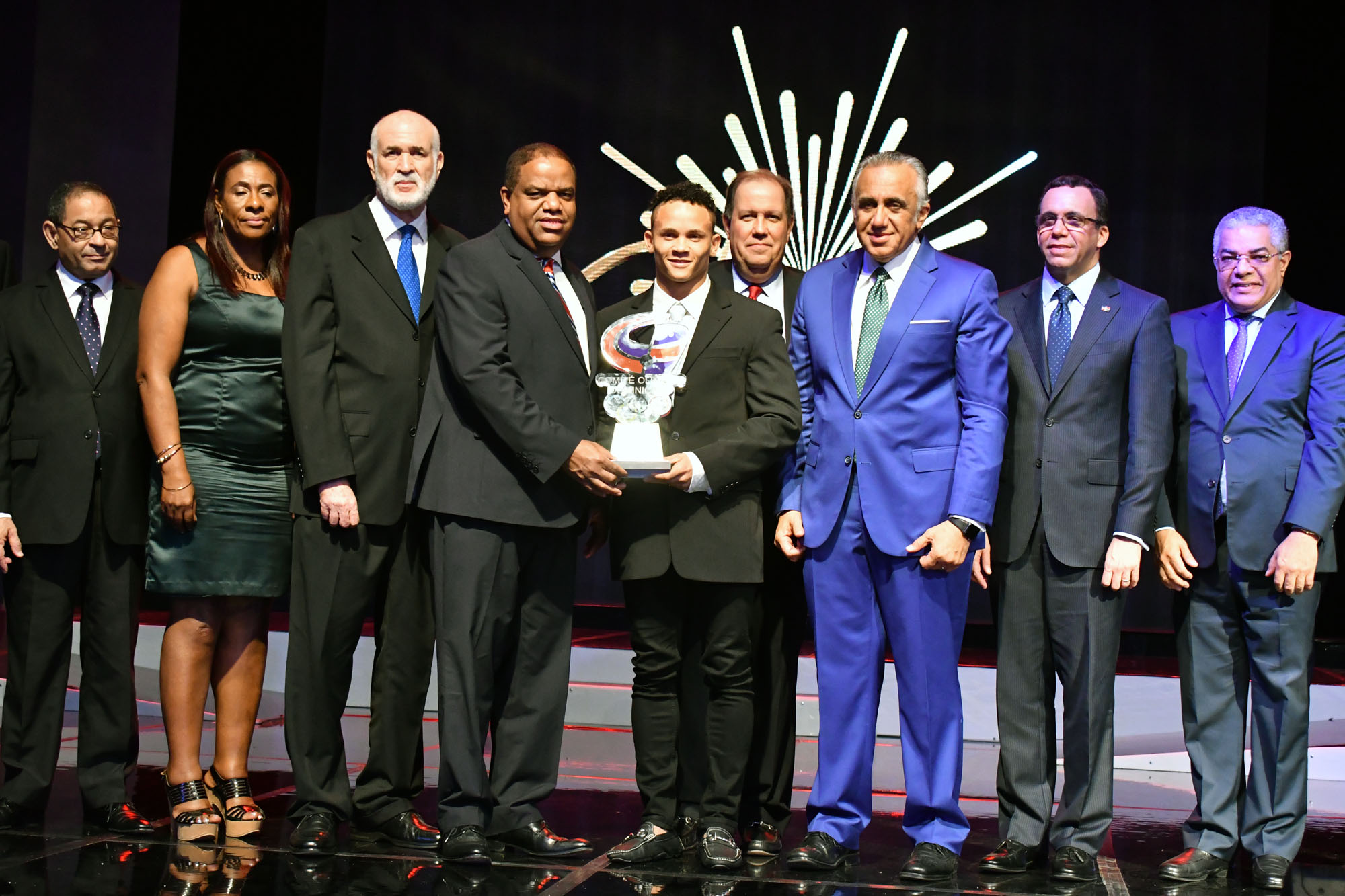 Audrys Nin Reyes es electo Atleta del Año en Gala Olímpica 2018