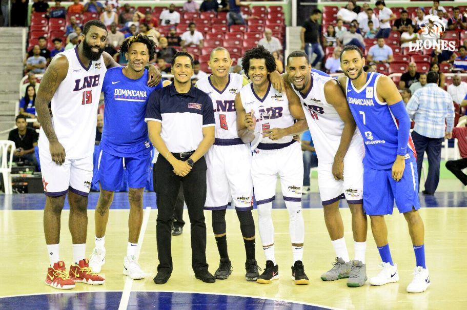 LNB realizó Juego de Estrellas con la Selección Nacional