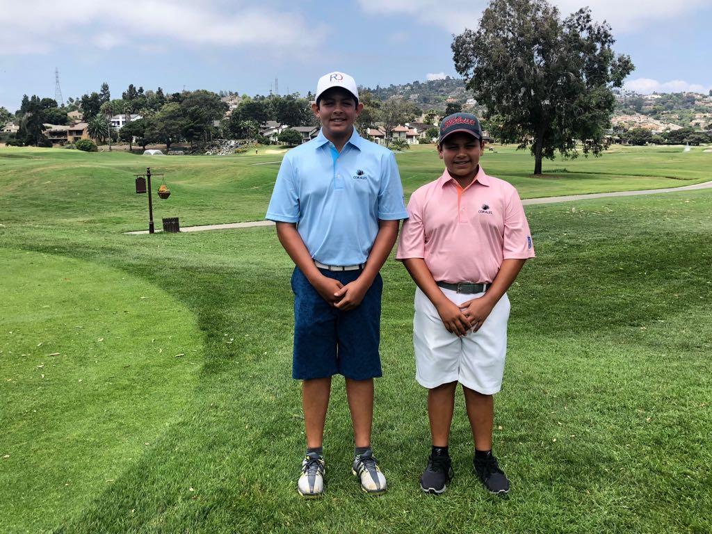 Hermanos Rodríguez jugarán en el World Stars of Junior Golf