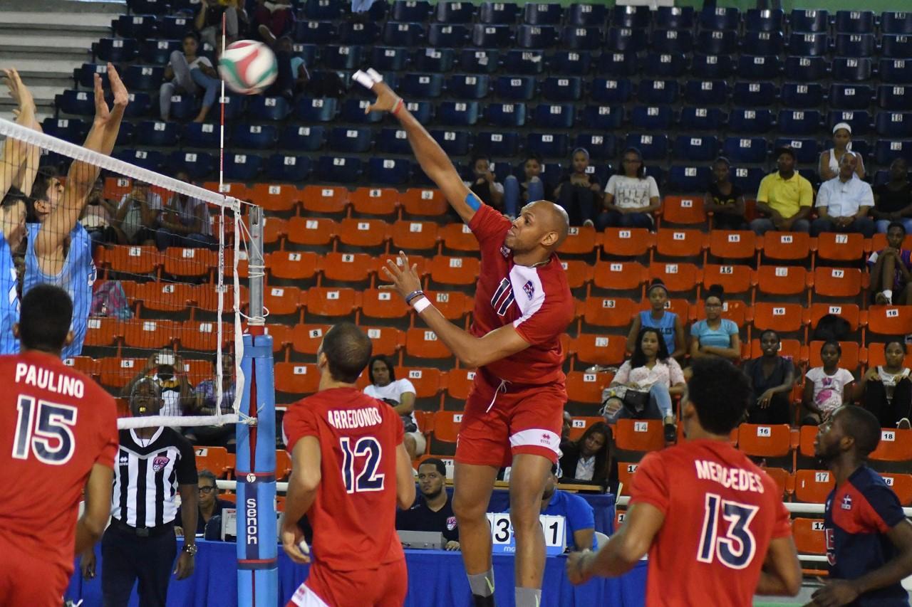 Sexteto masculino ocupa el tercer lugar Copa Voleibol