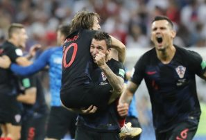 Croacia le gana a Inglaterra y disputará la final del Mundial