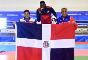 RD consigue ocho medallas en uno de sus mejores inicios en Centroamericanos