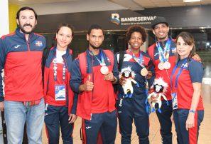 Racquetbol siente cumplió en Juegos Centroamericanos