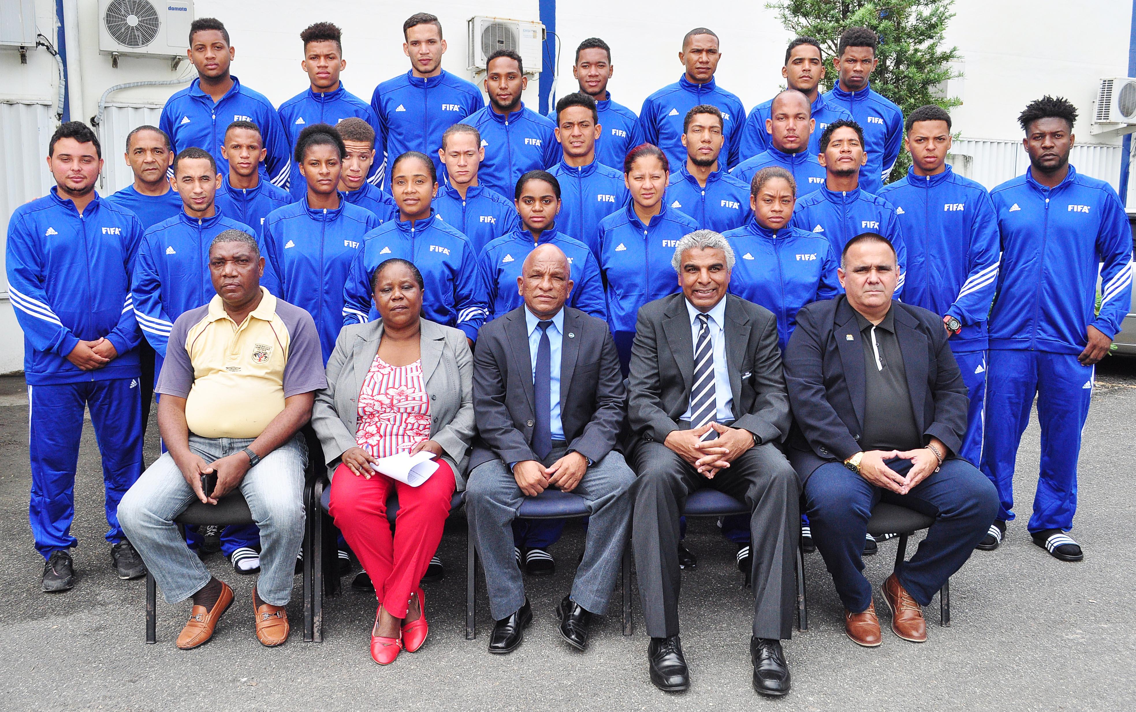 Fedofutbol inicia curso de capacitación para entrenadores de fútbol base