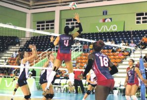 RD vence a Costa Rica en inicio Copa Panamericana de Voleibol