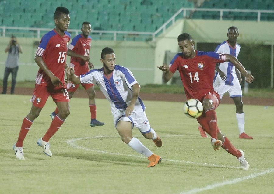 RD y Panamá empatan en amistoso de fútbol