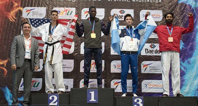 Bernardo Pie conquista oro; Luisito y Hernández obtienen plata