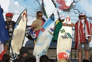 Igarashi y Fitzgibbons lideran el talento joven del UR ISA World Surfing