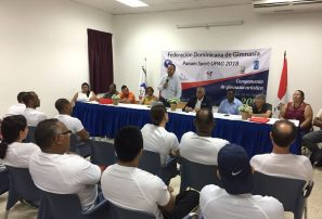 Panam Sport y Fedogim impulsan campamento internacional Gimnasia Artística