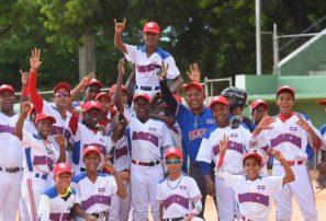 Equipo RD enfrentará a México en semis Panam de Béisbol Infantil