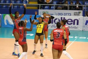 Sexteto RD se coloca en la semifinal en Copa Panam Sub-23