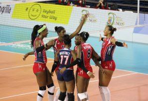 Voleibol Sub-23 de RD parte a Perú; debutan este martes ante Costa Rica en Copa Panam