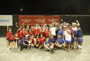 Naco y Master Team se corona en la tercera etapa en Tenis Copa Mapfre