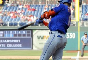 Bautista empujó 7 en victoria de los Mets