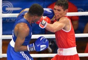 Mirquin Sena y Rodrigo Marte  terminan con plata en boxeo