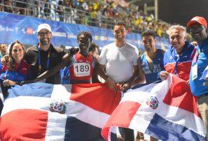 Cosecha de medallas de RD no se detiene en Barranquilla