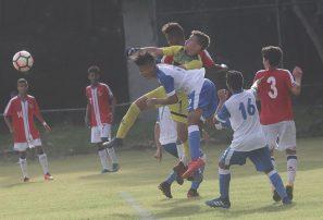 Puerto Rico supera 1-0 a RD en partido del torneo CFU U-14