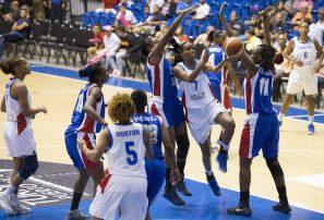 Dominicana cae ante Cuba en Centrobasket Femenino