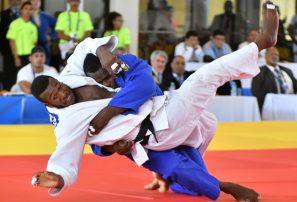 Judocas mundialistas vendrán a Open Panam clasificatorio Tokio 2020