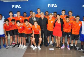 RD será sede de torneo de Unión del Caribe de Fútbol sub-14