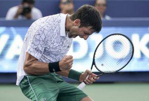 Djokovic le gana a Federer y se corona en Cincinnati