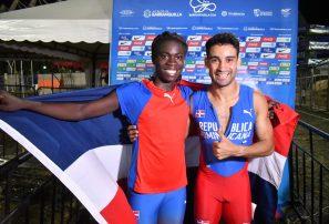 Luguelin, campeón 400 lisos; Cofil se queda con presea de plata