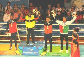 Mario Lavegar y Elvis Rodríguez terminan con medalla de plata