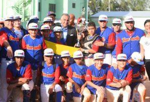 Venezuela revalida el título en la Serie Béisbol Internacional
