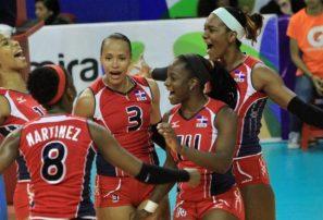 Voleibol RD le gana a Cuba y avanza a la final femenina del sub-23