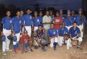 Bachata Team se proclama campeón en torneo béisbol 15-16 años del Distrito Nacional