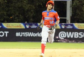 Dominicana debuta con  no hit en mundial sub-15