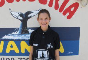 Raydily Rosario competirá en las olimpiadas mundiales ajedrez