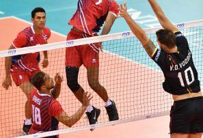 RD se despide sin victorias de Mundial de Voleibol Masculino