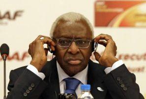 Lamine Diack, expresidente IAAF, investigado de nuevo por dinero  patrocinadores