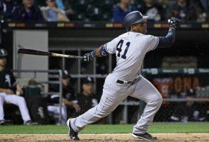 Miguel Andújar brilló en fiesta de palos de Yankees; Santana y Bautista se fueron para la calle