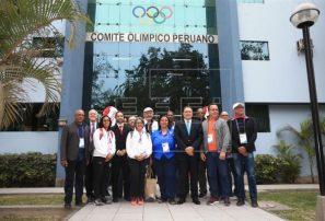 Organizadores de Panamericanos Lima 2019 detallan ruta de antorcha y apertura