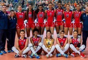 Selección voleibol de Mayores llega a Japón a Campeonato Mundial