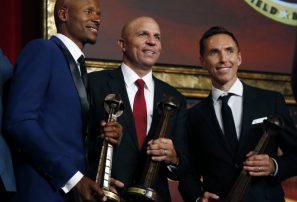 Salón de la Fama recibe a Jason Kidd, Steve Nash y Maurice Cheeks