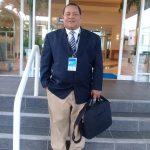 Franklin de la Cruz participa  Congreso Mundial Triatlón 2018
