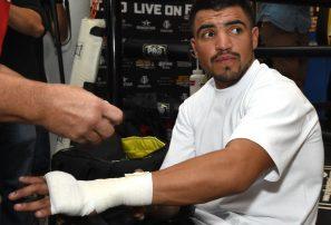 Arrestan a boxeador Víctor Ortiz por presunto abuso sexual