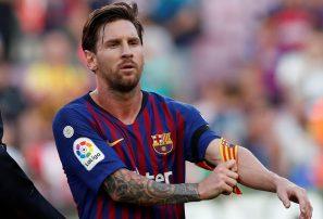 """Messi: """"Tenemos plantilla y jugadores para no depender de nadie"""""""