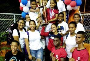 Santiago conquista primer lugar XVIII campeonato nacional de karate