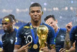 Kylian Mbappé y la maldición de ganar un Mundial