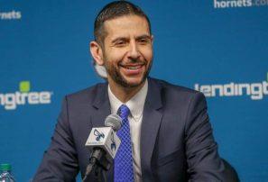 James Borrego quiere ser inspiración de los hispanos en su papel de entrenador en la NBA