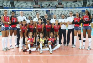 Voleibol RD debutara ante Serbia el próximo sábado en el Mundial de Voleibol