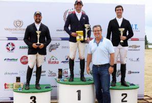 Manuel Bancalari gana Gran Premio de Saltos