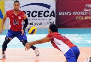 Sexteto Voleibol masculino debuta este miércoles en Mundial Italia