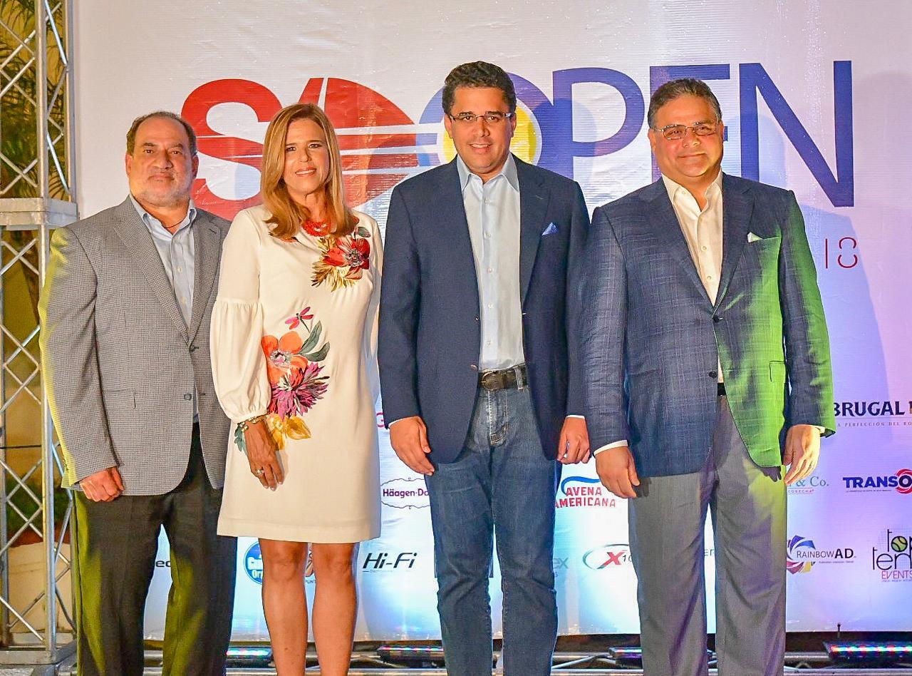 Mejía Arcalá y el Ayuntamiento del DN presentan el Santo Domingo Open 2018