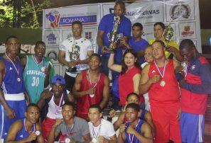 RD se proclama campeón de Copa Romana de Boxeo